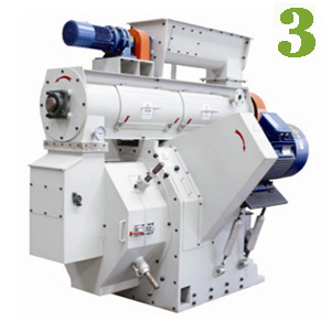 feed pelletizing machine